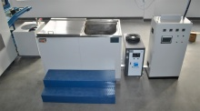 Semi-automatic coating machine