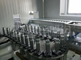 Junhe Injector Precision Spray Line