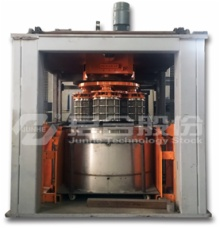 Junhe four-basket planet type coating machine