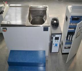 Coating Machine Parts Chiller Product Description