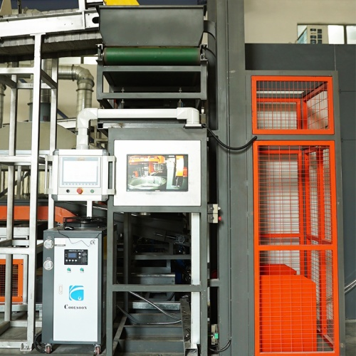 Full automatic dip spin coating machine DST S800+.