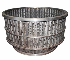 Zinc Flake Coating Machine Parts  Baskets
